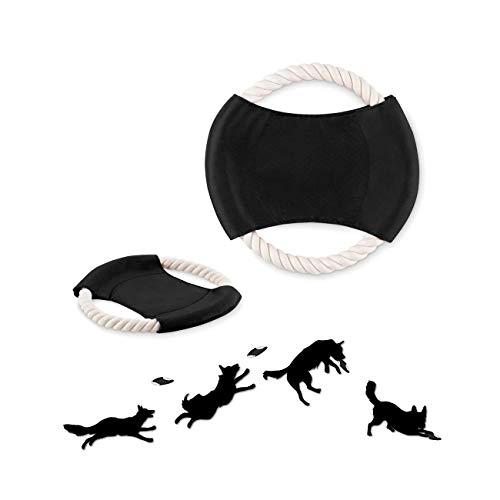 Frisbee für Hunde   Wurfscheibe für Spiel und Training   perfekte Hundefrisbee für kleine Hunde, große Hunde und Welpentraining