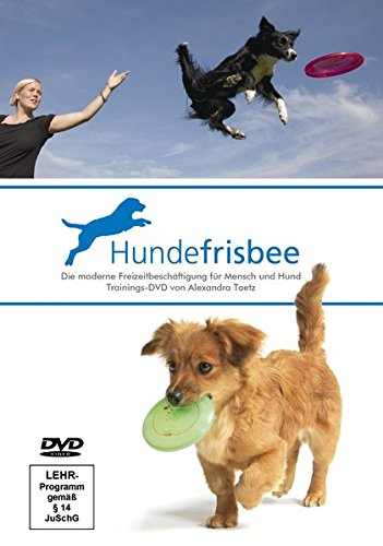 Hundefrisbee - Die moderne Freizeitbeschäftigung (+ Booklet)