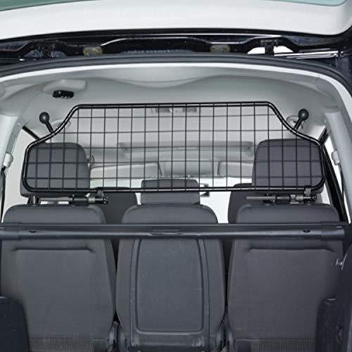 TierXXL.de Kleinmetall Traficgard Allround Trenngitter/Hundegitter/Gepäckgitter geeignet für Ford Kuga I + II (TG-AR)