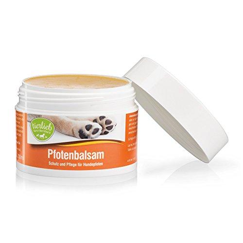 tierlieb Pfotenbalsam, Schutz und Pflege für Hundepfoten, Inhalt 200 ml