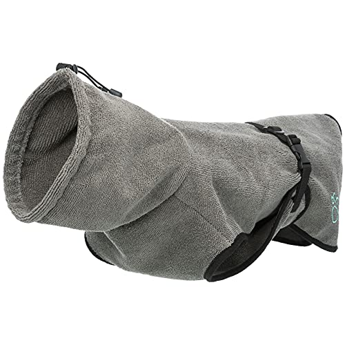 TRIXIE Hunde-Bademantel - XS - 30 cm